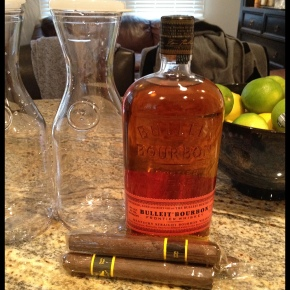 Cigar Infused Bourbon – a failed attempt to be tried again