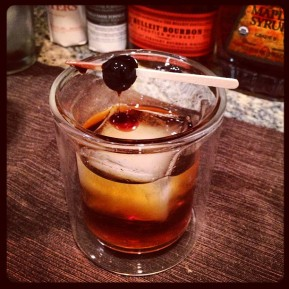 It was Fall… Out comes the Maple! Maple Old Fashioneds