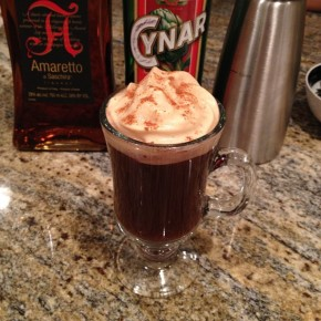 Nonna's Hot Chocolate