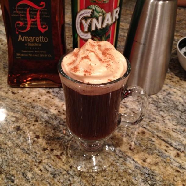 Nonna's Hot Chocolate