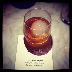 Collingwood Old Fashioned – The best Old Fashioned you'll ever have